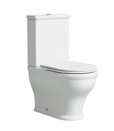 Lansdown Close Coupled WC